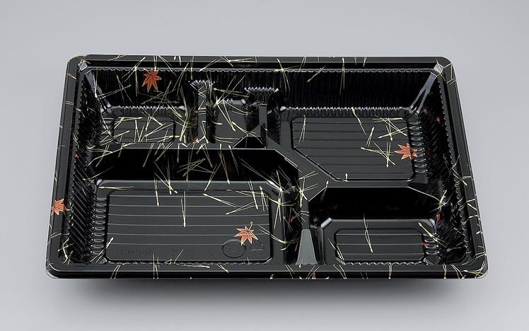 Z-203四季セット 400枚/ケース シーピー化成 使い捨てお弁当容器