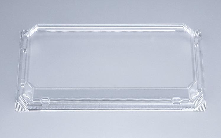 【シーピー化成】 BFハカマ重7 嵌合蓋(800枚/ケース)使い捨て 業務用 弁当容器 米飯 演出 ボリューム感