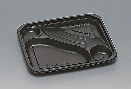 ★送料無料★TS-244 本体 黒(450枚/ケース) 使い捨て容器