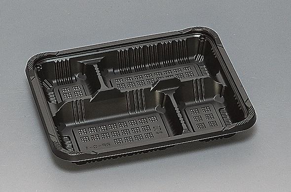 ★送料無料★RP-3-1 本体 黒(600枚/ケース) 使い捨て容器
