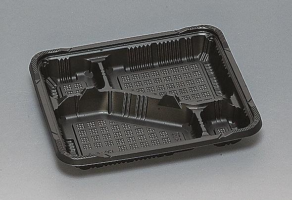 ★送料無料★RP-4-1 本体 黒(600枚/ケース) 使い捨て容器