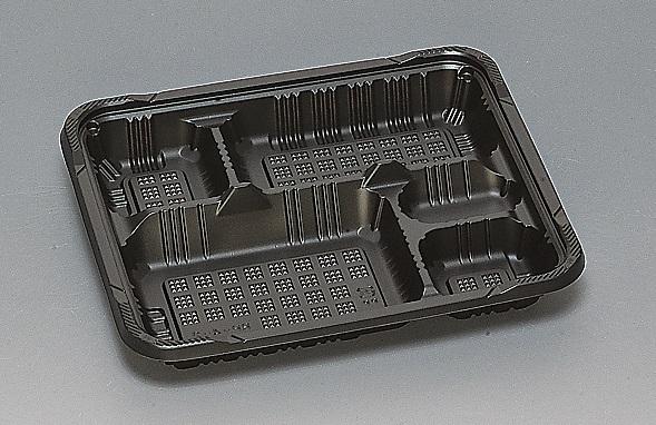 ★送料無料★RP-4-2 本体 黒(600枚/ケース) 使い捨て容器