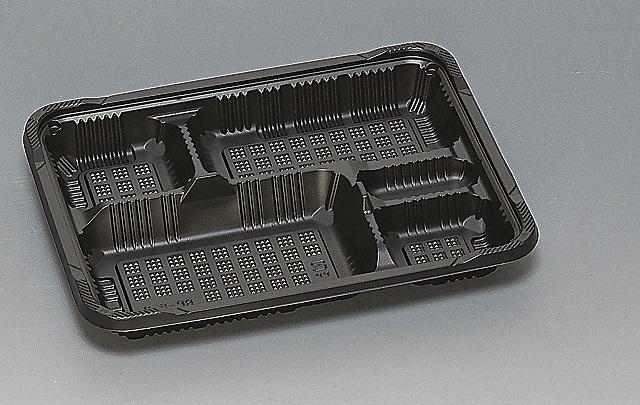 ★送料無料★RP-5-2 本体 黒(600枚/ケース) 使い捨て容器