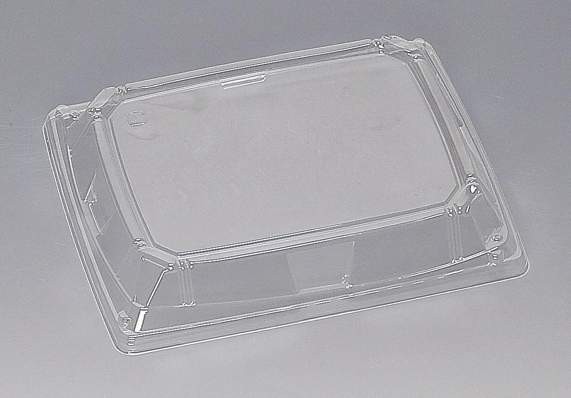 ★送料無料★きわみ膳23-18 蓋(800枚/ケース) 使い捨て容器