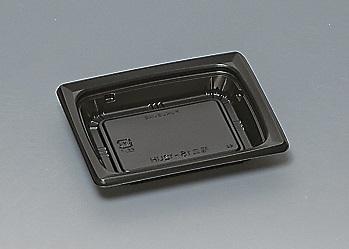 ★送料無料★福皿15-12U 本体 黒(900枚/ケース) 使い捨て容器