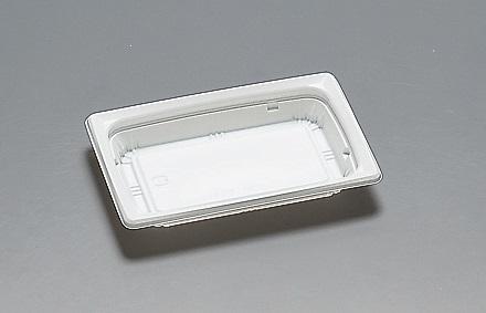 ★送料無料★福皿18-12U 本体 白(900枚/ケース) 使い捨て容器