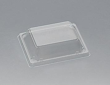 ★送料無料★福皿15-12 蓋新(1200枚/ケース) 使い捨て容器