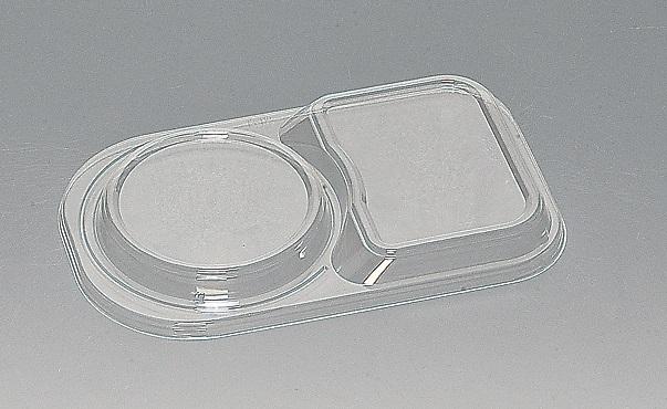 ★送料無料★LA-250 蓋(600枚/ケース) 使い捨て容器