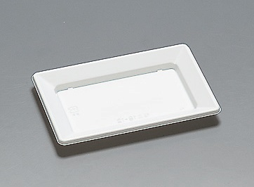 ★送料無料★福皿18-12 本体 白新(900枚/ケース) 使い捨て容器