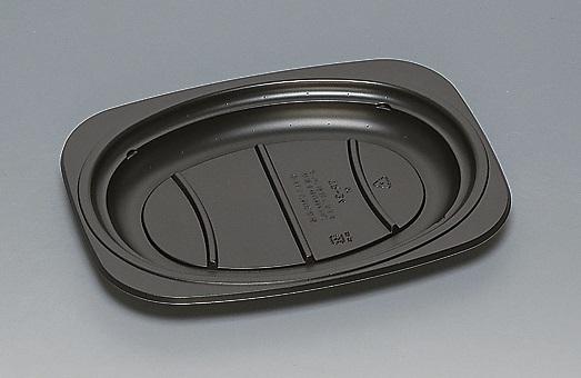 ★送料無料★TR-34 本体 黒(400枚/ケース) 使い捨て容器