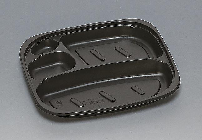 ★送料無料★TR-59 本体 黒(400枚/ケース) 使い捨て容器