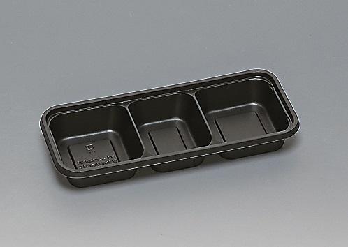 ★送料無料★TR-29 本体 黒(600枚/ケース) 使い捨て容器