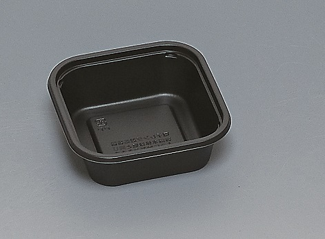 ★送料無料★TR-61 本体 黒(1000枚/ケース) 使い捨て容器