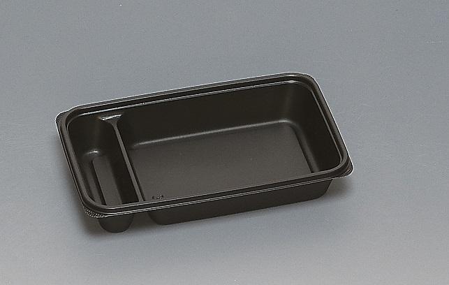 ★送料無料★E-50 本体 黒(1000枚/ケース) 使い捨て容器