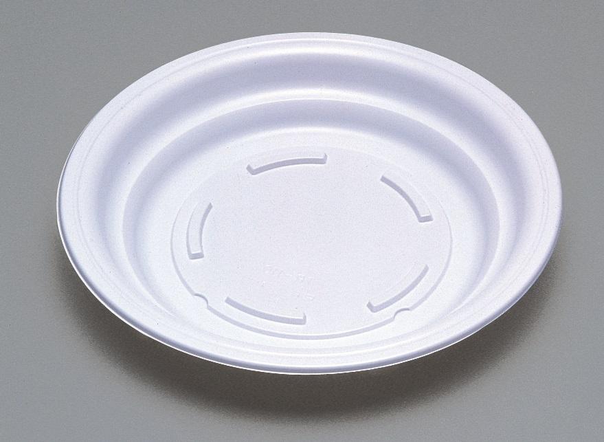 ★送料無料★TR-110 本体 白(600枚/ケース) 使い捨て容器