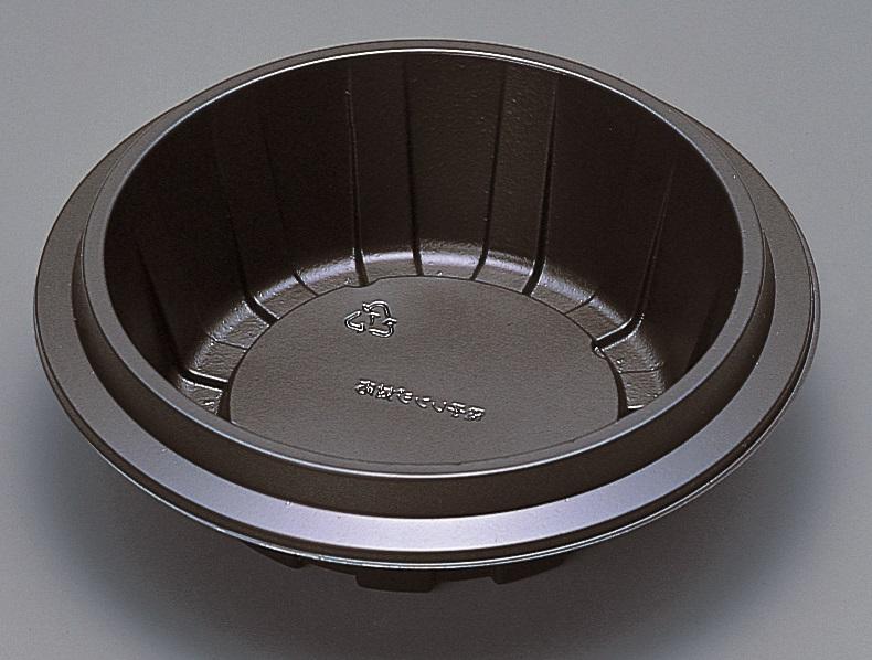 ★送料無料★TR-75 本体 黒(800枚/ケース) 使い捨て容器