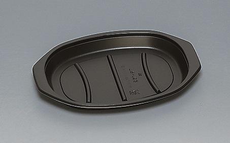 ★送料無料★TR-162 本体 黒(800枚/ケース) 使い捨て容器