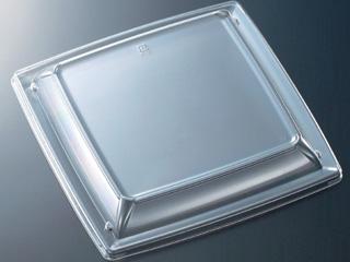 使い捨て容器の蓋 CT沙楽 KS24-24 防曇蓋 (400枚/ケース)使い捨て フタ ふた 蓋 プラスチック容器 簡易食品容器 業務用 中央化学 送料無料