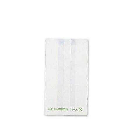 ニュー耐油袋 G-特小 (4000枚/ケース)