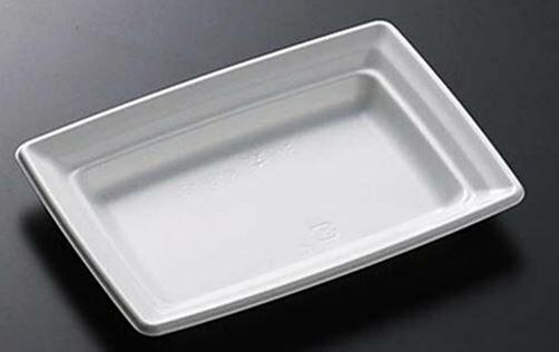 CT沙楽 K18-13 W 身(800枚/ケース)使い捨て 皿 容器 簡易食品容器 業務用 送料無料