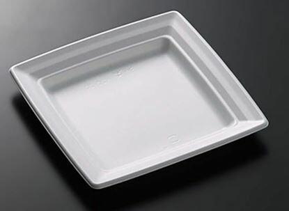 使い捨て容器 CT沙楽 K20-20 W身(600枚/ケース)使い捨て 皿 容器 簡易食品容器 業務用 送料無料