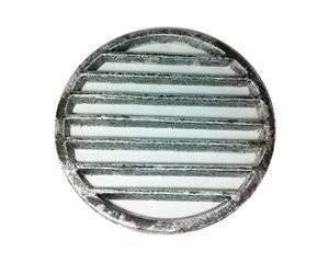 一部予約 七輪コンロのサナ 鋳物の火皿 目皿 丸巣3.8寸 直径11.5cm 木炭コンロ 七輪 の交換用目皿 買い取り