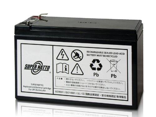 スーパーナット UPS用バッテリーキット 即納 RBC122J-S■RBC122J 互換■APC ES 買取 RS 550 550用 400 RBC122J-S