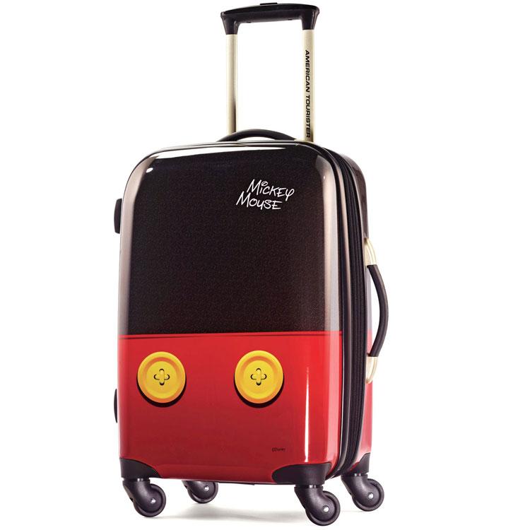 American Tourister キャリーバッグ アメリカンツーリスター ディズニー ミッキーマウス スピナー ハード 機内持込み