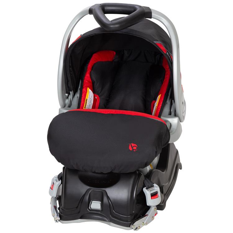 Online ONLY(海外取寄)/ ベビートレンド EZ フレックスロック インファント カーシート ピカンテ 新生児から チャイルドシート Baby Trend