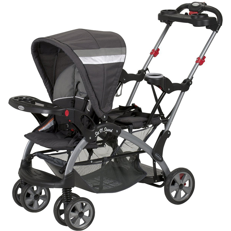 8月18日入荷予約販売/ BabyTrend ベビートレンド 2人乗り ベビーカー シットアンドスタンド ウルトラ リバティ