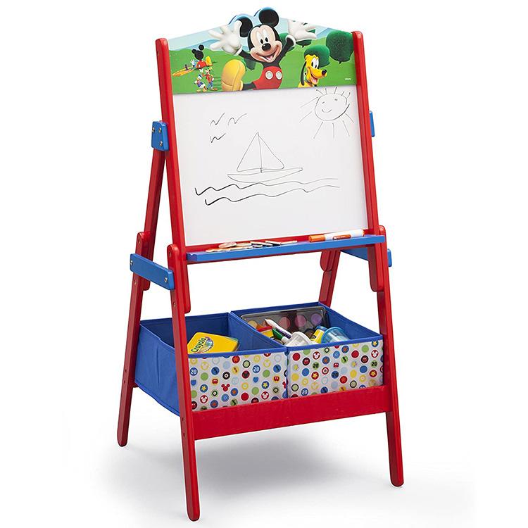 Online ONLY(海外取寄)/ デルタ ディズニー ミッキーマウス ウッデン イーゼル ホワイトボード