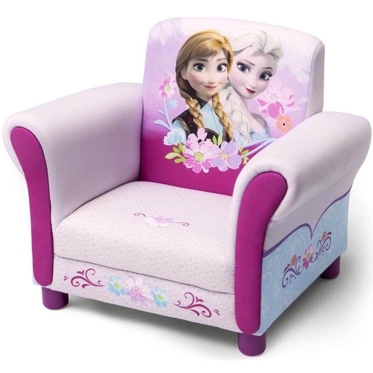 デルタ ディズニー アナと雪の女王 アップホルスタード ソファ 女の子 3-6歳