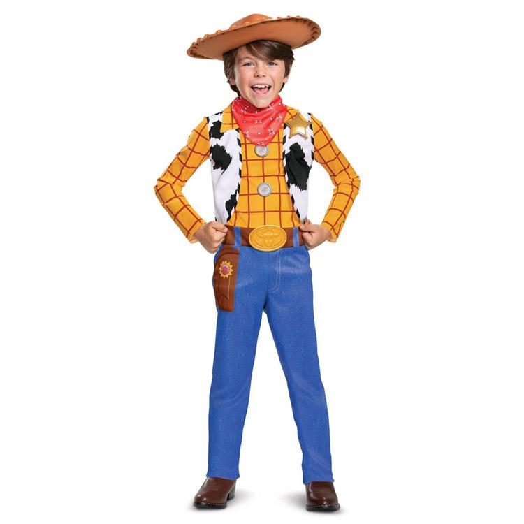 【P2倍・12月19日20時から】ディズニー ルービーズ トイ・ストーリー ウッディ ハロウィン コスチューム 男の子 95-135cm 子供 衣装 Disguise 100689