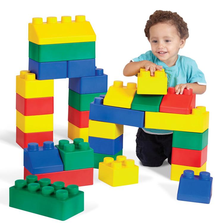 大型ブロック 50ピース ジャイアントブロック ビルディングブロック EduShape/806050