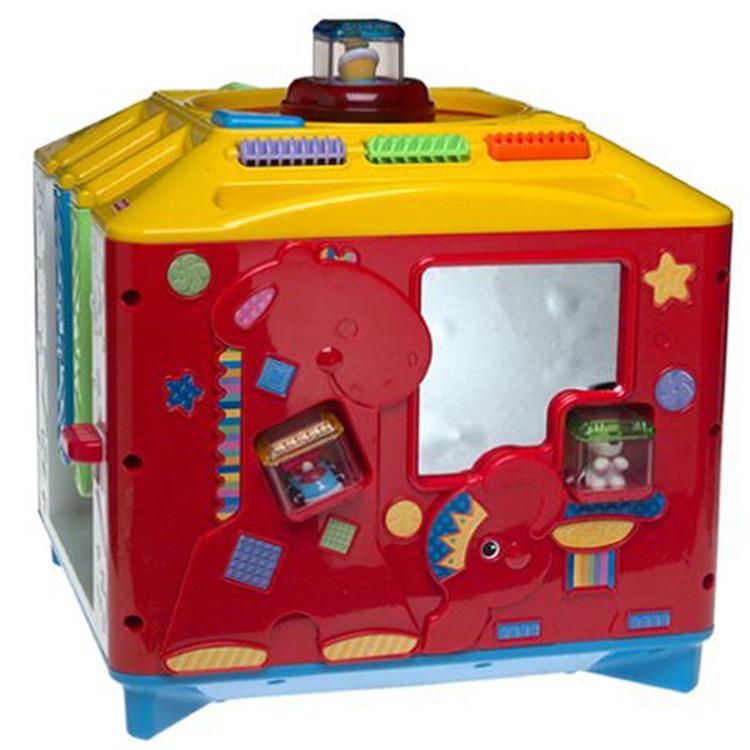 【Springsale】 フィッシャープライス ピーク ア ブロック センター 0歳から 知育玩具 アクティビティ