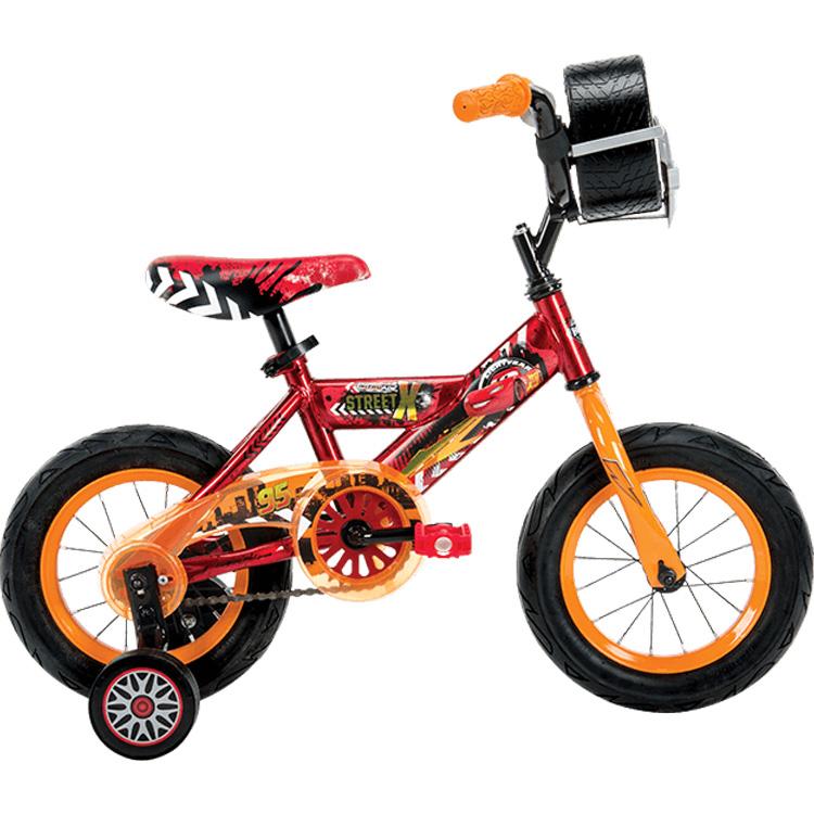 Huffy 12インチ ピクサー カーズ 自転車