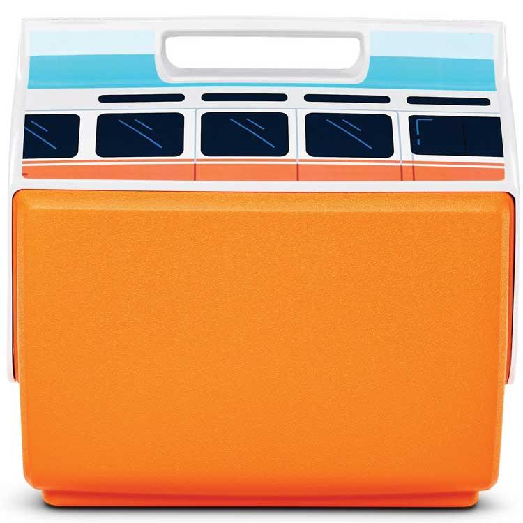 【8月16日~10%OFFクーポン有】イグルー クーラーボックス プレイメイト クラシック フォルクスワーゲン バス オレンジ 13L Igloo PLAYMATE CLASSIC VW BUS ORANGE
