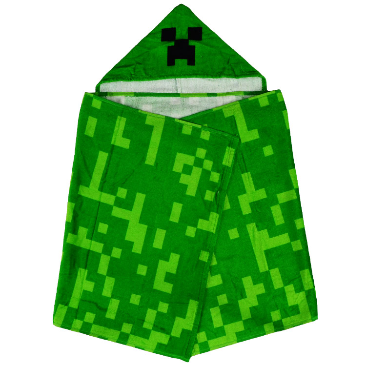 Fine Towel Swimming Towel Minecraft With The Child Beach Towel Bath Towel Food With The Lap Towel Mine Craft Creeper Jack Towel Food Ocoug Best Dining Table And Chair Ideas Images Ocougorg