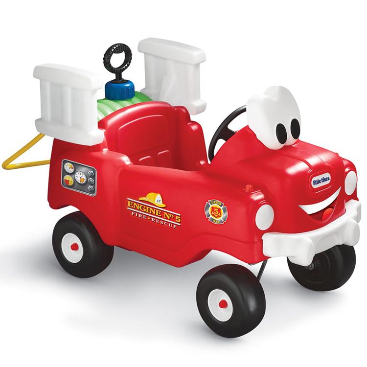 リトルタイクス スプレー&レスキュー 消防車 616129