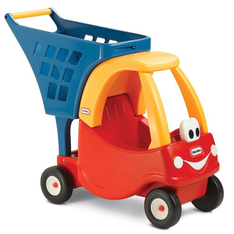 リトルタイクス コージークーペ ショッピングカート 1歳半から おままごと Littletikes 618338