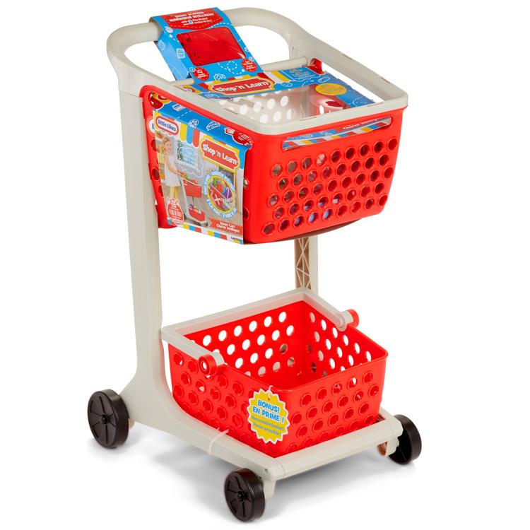 ままごと ごっこ遊び ショッピングカート リトルタイクス ショップラーン カート Littletikes 646720:パラニーニョ フォーマルスタイル