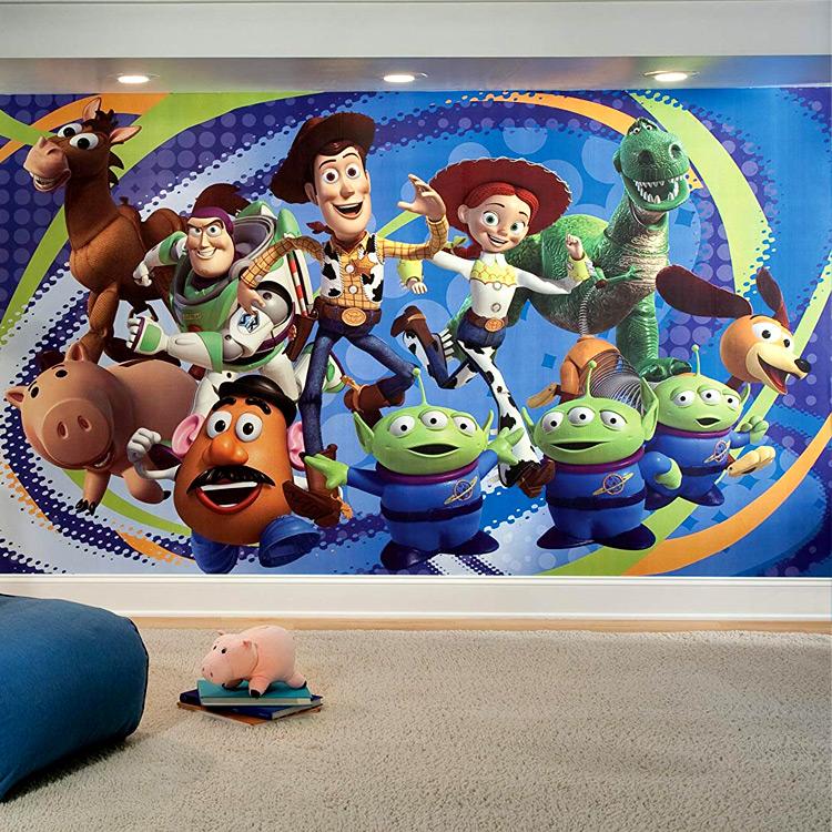 RoomMates ディズニー トイストーリー3 ウォールシール XL