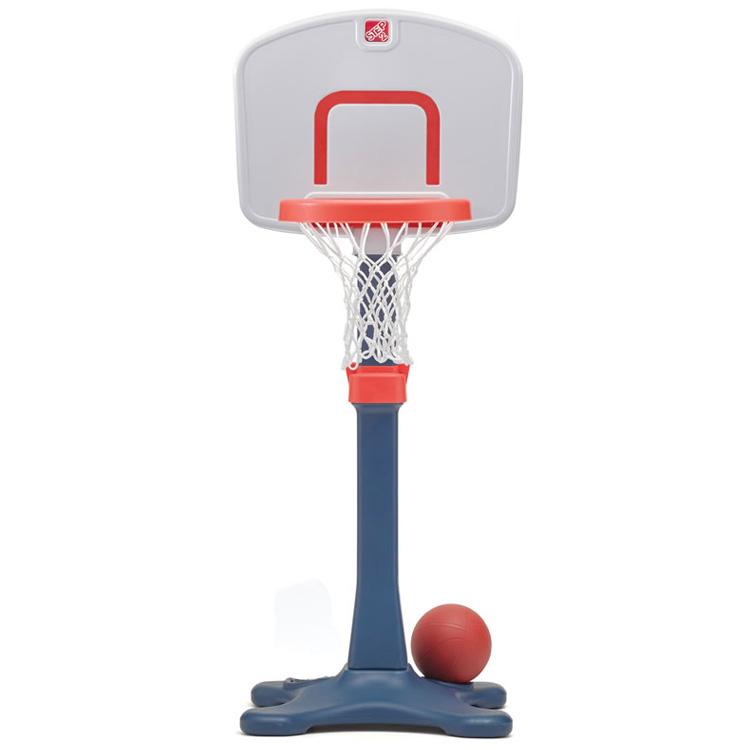 ステップ2 シュートフープ Jr. バスケットボール セット スーポーツトイ STEP2 7356WM