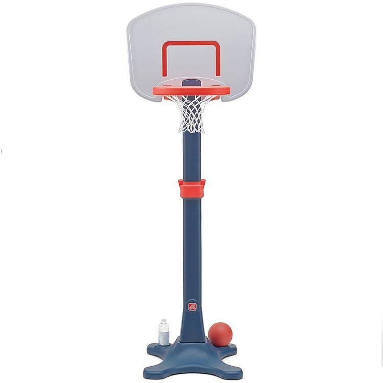 Online ONLY(海外取寄)/ STEP2 バスケットボール シュート フープ プロ バスケットボール セット 735700