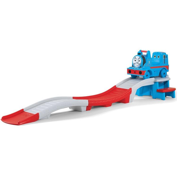 Online ONLY(海外取寄)/ ステップ2 トーマス アップ&ダウン ローラーコースター 2歳から 乗用玩具 STEP2 736600 /配送区分A