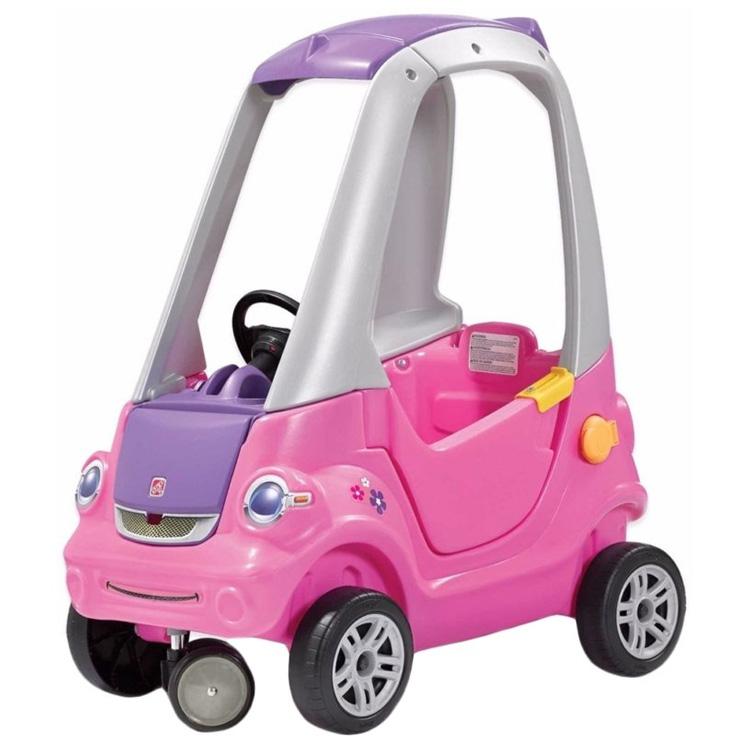 ステップ2 イージー ターン クーペ ピンク 1歳から 女の子 乗用玩具 STEP2 845300
