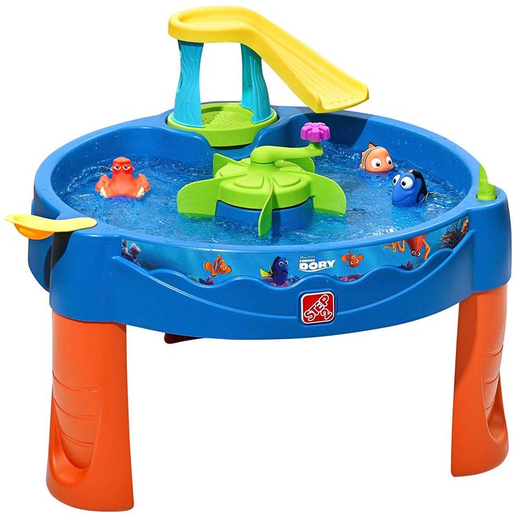 ステップ2 ファインディング・ドリー スイム&スワール ウォーターテーブル 1歳半~ 水遊び STEP2 863600