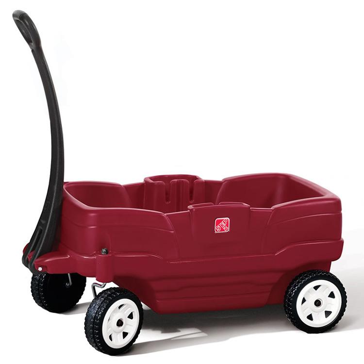 STEP2 890900 【P10倍・11月19日20時~+クーポン有】ステップ2 ワゴン /配送区分A ネイバーフッド 乗用玩具