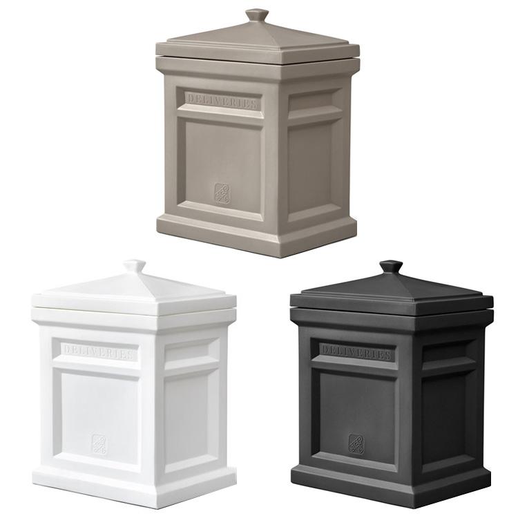 8月18日入荷予約販売/ STEP2 エクスプレス パーセル デリバリー ボックス 3色 ホワイト ブラック モカ /配送区分A