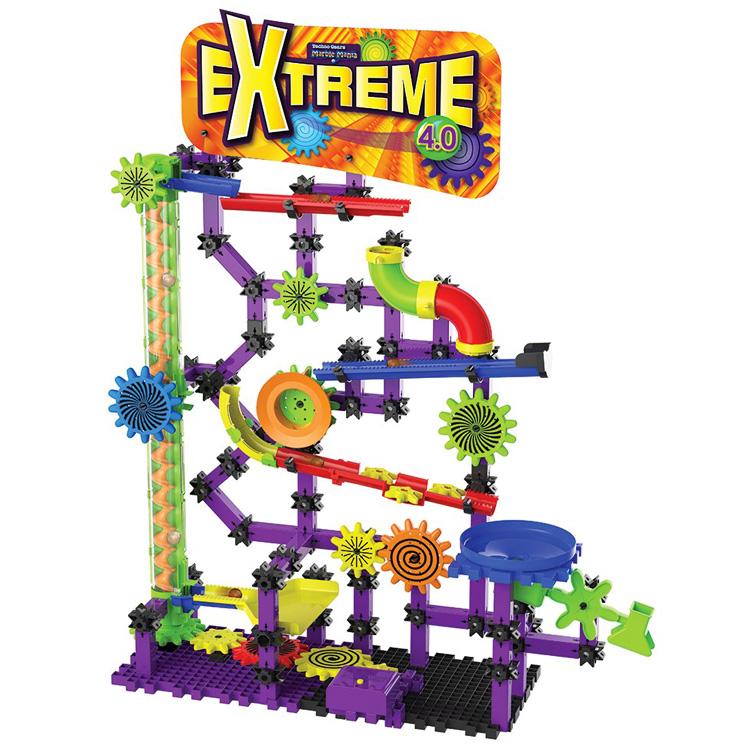 【8月16日~10%OFFクーポン有】知育玩具 ラーニング ジャーニー マーブルマニア エクストリーム 4.0 ビー玉 ころがし おもちゃ 6歳から ピタゴラスイッチ